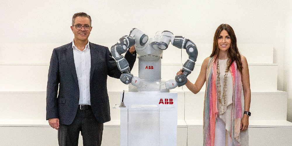 ABB company to acquire ASTI Mobile Robotics Group to drive next generation of flexible automation wi..