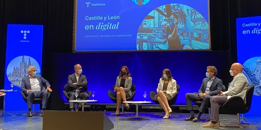 The Manager of Sales and Partners at ASTI Participates in the 'Castilla y León en Digital' ('Digital..